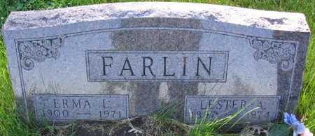 FARLIN, ERMA L. - Union County, Iowa | ERMA L. FARLIN