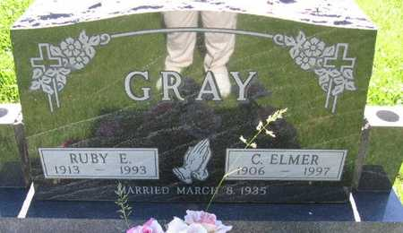 GRAY, C. ELMER - Union County, Iowa | C. ELMER GRAY