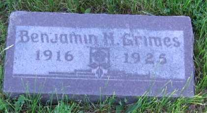 GRIMES, BENJAMIN H. - Union County, Iowa | BENJAMIN H. GRIMES