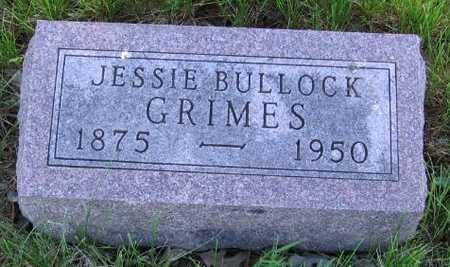 GRIMES, JESSIE - Union County, Iowa | JESSIE GRIMES