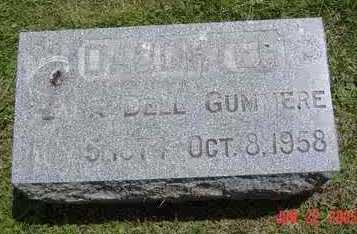 GUMMERE, A.DELL - Union County, Iowa | A.DELL GUMMERE