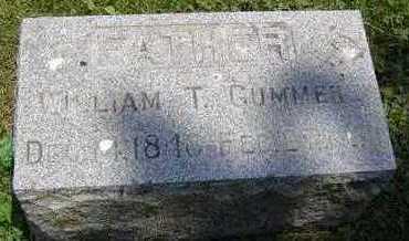 GUMMERE, WILLIAM T. - Union County, Iowa | WILLIAM T. GUMMERE
