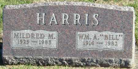 HARRIS, WM. A.