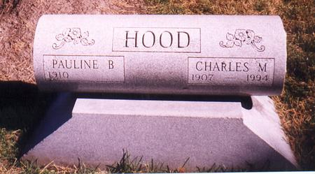 HOOD, PAULINE - Union County, Iowa | PAULINE HOOD