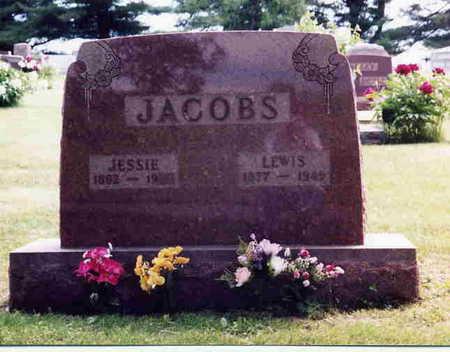 JACOBS, JESSIE - Union County, Iowa | JESSIE JACOBS
