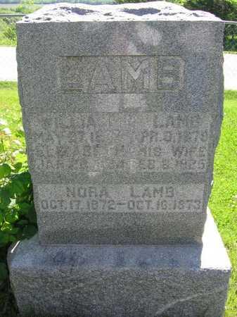 LAMB, WILLIAM M. - Union County, Iowa | WILLIAM M. LAMB