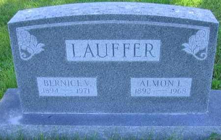 LAUFFER, BERNICE V. - Union County, Iowa | BERNICE V. LAUFFER