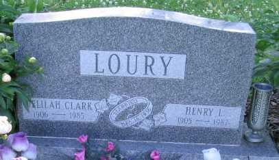 LOURY, HENRY L. - Union County, Iowa | HENRY L. LOURY