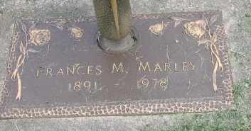 MARLEY, FRANCES M. - Union County, Iowa   FRANCES M. MARLEY