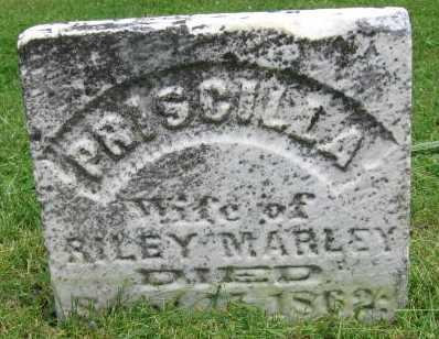 MARLEY, PRISCILLA - Union County, Iowa | PRISCILLA MARLEY