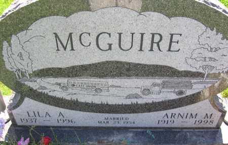 MCGUIRE, LILA A. - Union County, Iowa | LILA A. MCGUIRE