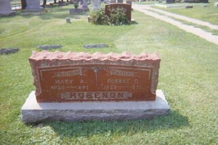 ROBESON, ROBERT G. - Union County, Iowa | ROBERT G. ROBESON