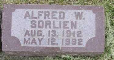 SORLIEN, ALFRED W. - Union County, Iowa | ALFRED W. SORLIEN