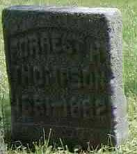 THOMPSON, FORREST - Union County, Iowa | FORREST THOMPSON