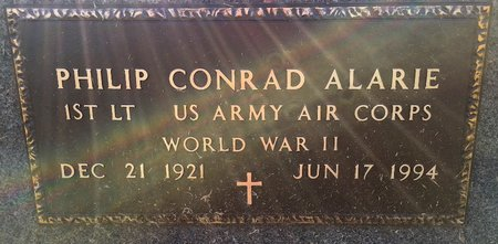ALARIE, PHILIP CONRAD - Van Buren County, Iowa | PHILIP CONRAD ALARIE