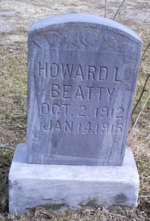 BEATTY, HOWARD L - Van Buren County, Iowa | HOWARD L BEATTY