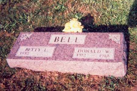 BELL, DONALD W. - Van Buren County, Iowa | DONALD W. BELL