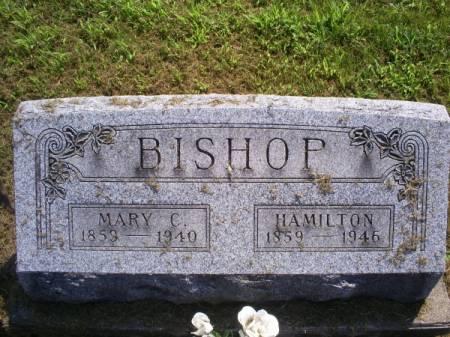 BORDER BISHOP, MARY C - Van Buren County, Iowa | MARY C BORDER BISHOP