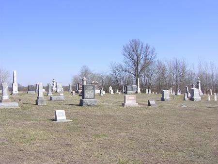 BLACKLEDGE, CEMETERY - Van Buren County, Iowa | CEMETERY BLACKLEDGE