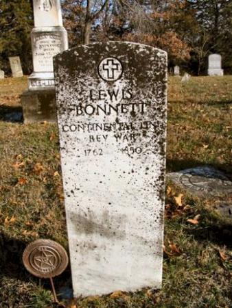 BONNETT, LEWIS - Van Buren County, Iowa | LEWIS BONNETT