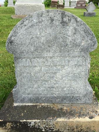 BOTOM, MARY J. - Van Buren County, Iowa | MARY J. BOTOM
