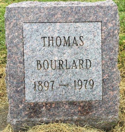 BOURLARD, THOMAS - Van Buren County, Iowa | THOMAS BOURLARD