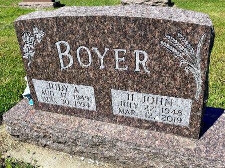 BOYER, JUDY A - Van Buren County, Iowa | JUDY A BOYER