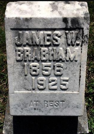 BRABHAM, JAMES W - Van Buren County, Iowa   JAMES W BRABHAM