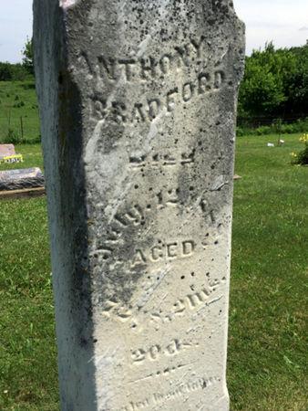 BRADFORD, ANTHONY - Van Buren County, Iowa | ANTHONY BRADFORD