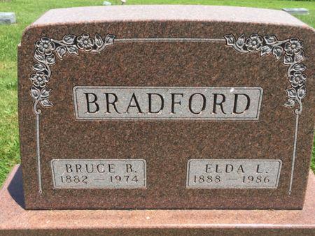 BRADFORD, ELDA L. - Van Buren County, Iowa | ELDA L. BRADFORD