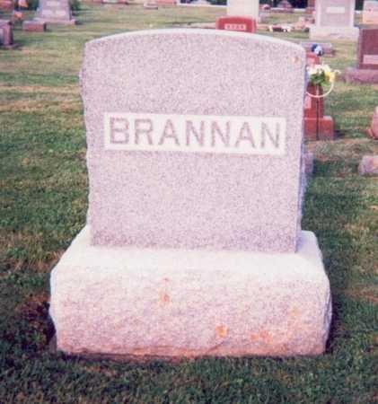 BRANNAN, FAMILY STONE - Van Buren County, Iowa   FAMILY STONE BRANNAN