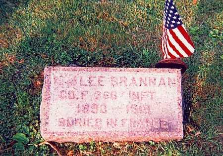 BRANNAN, LEE - Van Buren County, Iowa | LEE BRANNAN