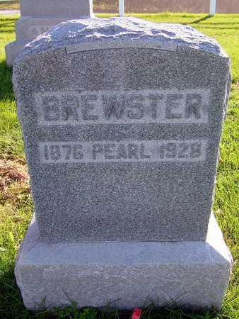 DAKE BREWSTER, PEARL MAY - Van Buren County, Iowa | PEARL MAY DAKE BREWSTER