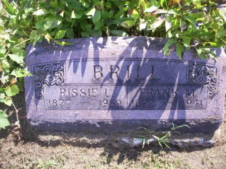 ELSE BRILL, RISSIE L - Van Buren County, Iowa   RISSIE L ELSE BRILL