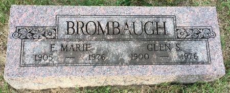 BROMBAUGH, E MARIE - Van Buren County, Iowa | E MARIE BROMBAUGH