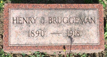 BRUGGEMAN, HENRY J - Van Buren County, Iowa | HENRY J BRUGGEMAN