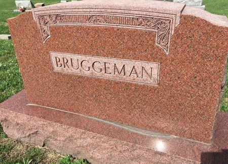 BRUGGEMAN, FAMILY MONUMENT - Van Buren County, Iowa | FAMILY MONUMENT BRUGGEMAN