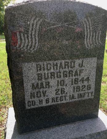 BURGGRAF, RICHARD J - Van Buren County, Iowa | RICHARD J BURGGRAF