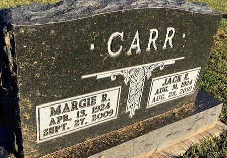 CARR, JACK E - Van Buren County, Iowa | JACK E CARR