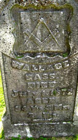 CASS, WALLACE - Van Buren County, Iowa | WALLACE CASS