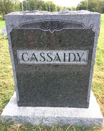 CASSAIDY, FAMILY MONUMNET - Van Buren County, Iowa | FAMILY MONUMNET CASSAIDY