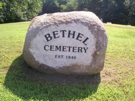 BETHEL (DM TWP.), CEMETERY - Van Buren County, Iowa   CEMETERY BETHEL (DM TWP.)