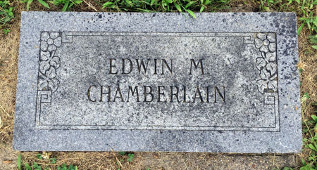 CHAMBERLAIN, EDWIN M. - Van Buren County, Iowa | EDWIN M. CHAMBERLAIN