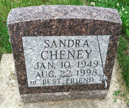 CHENEY, SANDRA A - Van Buren County, Iowa | SANDRA A CHENEY
