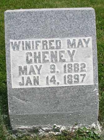CHENEY, WINIFRED MAY - Van Buren County, Iowa | WINIFRED MAY CHENEY