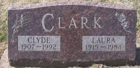 CLARK, LAURA - Van Buren County, Iowa | LAURA CLARK