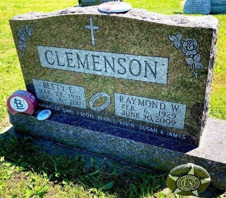 CLEMENSON, RAYMOND W - Van Buren County, Iowa | RAYMOND W CLEMENSON