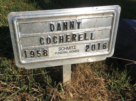 COCHERELL, DANNY - Van Buren County, Iowa   DANNY COCHERELL