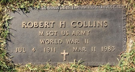 COLLINS, ROBERT H - Van Buren County, Iowa | ROBERT H COLLINS