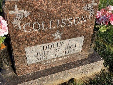 JOHNSON COLLISSON, DOLLY J - Van Buren County, Iowa   DOLLY J JOHNSON COLLISSON
